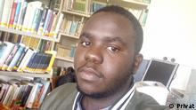 Lernerporträt Ibrahim aus Kenia
