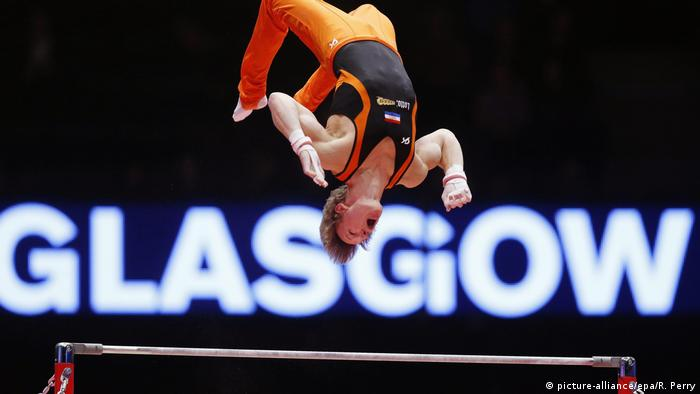 European Championships - Turnen in Glasgow (picture-alliance/epa/R. Perry)