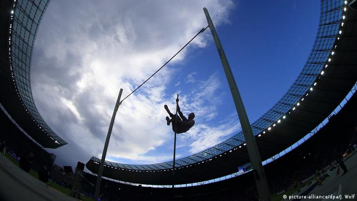 European Championships Olympiastadion in Berlin (picture-alliance/dpa/J. Wolf)