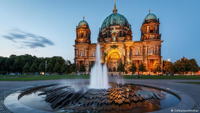 Deutschland - Berliner Dom (Colourbox/Anshar)