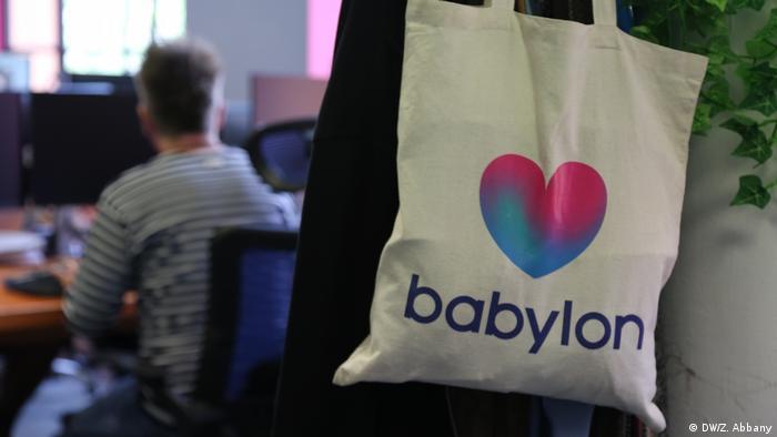 Babylon Health in London