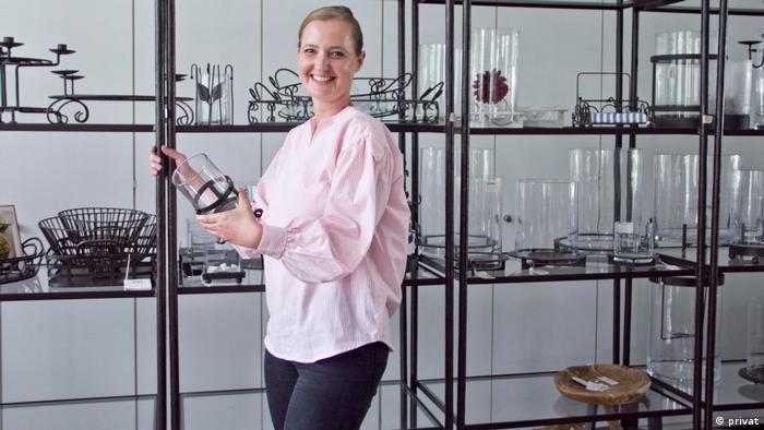 Unternehmerin Bärbel Grünberger