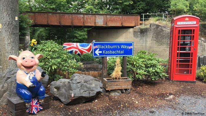Little Britain im Siebengebirge