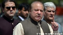 Nawaz Sharif (Getty Images/A.Qureshi)