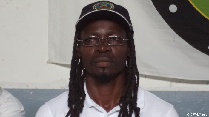 Rogério Warowaro, cabeça de lista do MDM às autárquicas em Quelimane