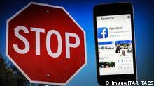 Symbolbild Russland Facebook Zensur Sperre