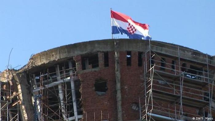 Wasserturm in Vukovar