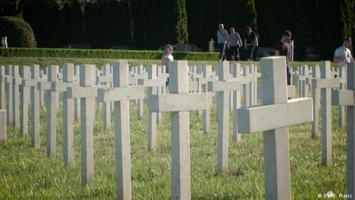 Vukovarske Ratne Traume U Raljama Politike Politika Dw