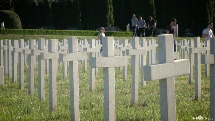 Grobovi stradalih u Vukovaru