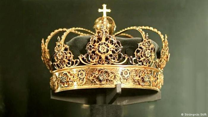 The crown of Queen Christina (Strängnäs Stift)