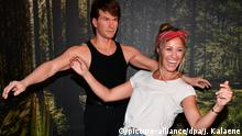 BdT - Dirty Dancing-Bereich bei Madame Tussauds Berlin