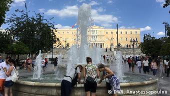 «Η Ελλάδα τα πάει και πάλι πολύ καλά στην οικονομία»