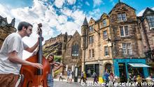 Schottland Edinburgh, Grassmarket