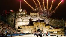 Schottland Royal Edinburgh Military Tattoo (picture-alliance/dpa/P. Hirth)