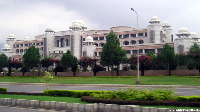 Pakistan Islamabad House of the Prime Minister (Creative Commons)