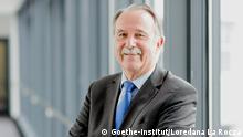 Deutschland Präsident des Goethe-Instituts Klaus-Dieter Lehmann