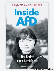 Buchcover Franziska Schreiber Inside AfD