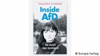 Inside AfD,το βιβλίο τη Φραντζίσκα Σράιμπερ που αποκαλύπτει πολλά για τα εσωτερικά του κόμματος