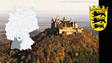 بادن وورتمبرگ؛ ایالتی با بیشترین شمار مشاهیر در آلمان
