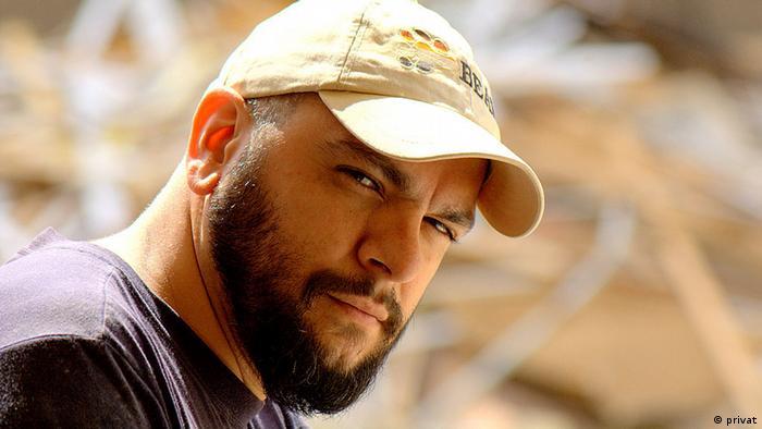 Aktivist Ali Utlu (privat)
