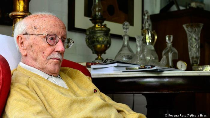 Hélio Bicudo: a ditadura escrutinou a vida do jurista