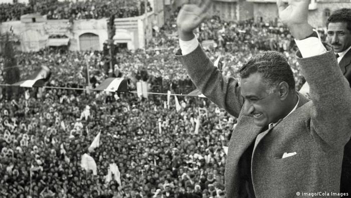 Ägypten um 1960 | Nasser (imago/Cola Images)