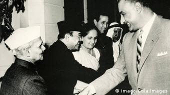 Ägypten um 1960 | Nasser