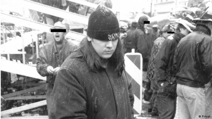 Zulfikar Abbany Köln Headbanging