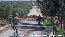 Syrien Afrin | türkische Soldaten