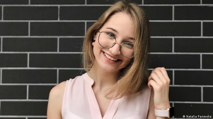 Диана Паневская - победительница международной олимпиады по немецкому языку 2018 года