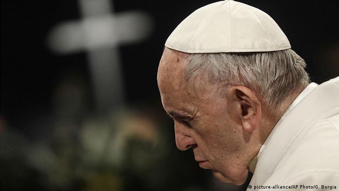 Rom Papst Franziskus