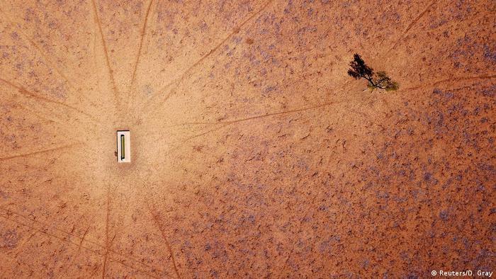 Australia's 2018 drought