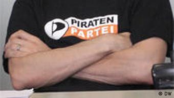 Pirate Party t-shirt