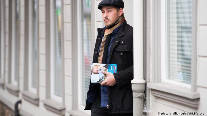 Lars Steinke, Straßenwahlkampf AFD