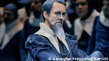 Musikalische Leitung: Christian Thielmann Inszenierung: Yuval Sharon Bühne und Kostüme: Neo Rauch und Rosa Loy