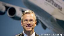 Lufthansa Vorstandsmitglied Christoph Franz