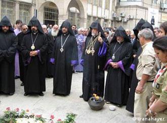 کشیشهای ارامنه ایران