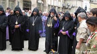 کلیسای سرکیس در ایران (ارمنستان تنها کشور مسیحی همسایه ایران)