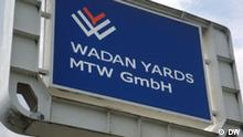 Wadan Yards in Wismar