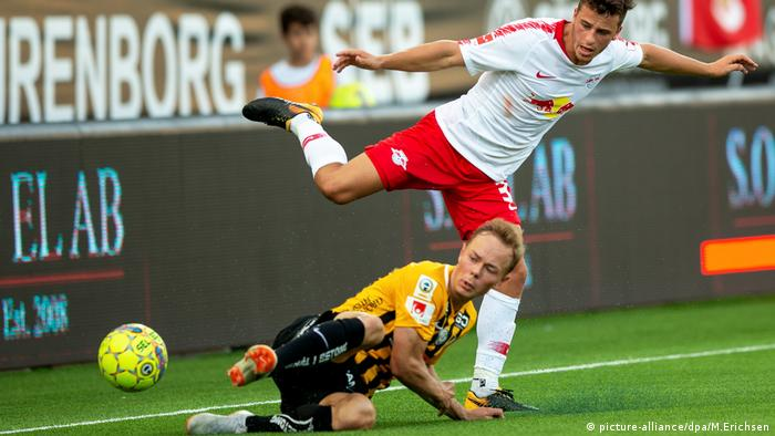 BK Häcken - RB Leipzig (picture-alliance/dpa/M.Erichsen)