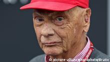 Österreich Niki Lauda
