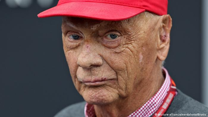 F1 legend Niki Lauda undergoes lung transplant surgery