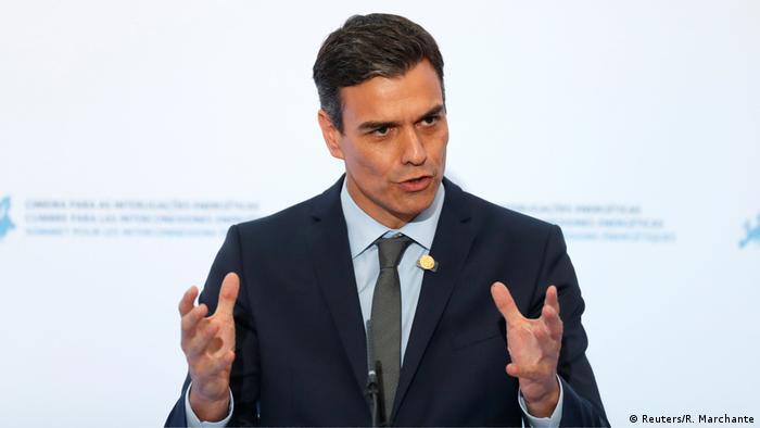 Pedro Sanchez (Reuters/R. Marchante)