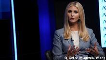 USA Newseum in Washington - Ivanka Trump bei Axios360 News Shapers