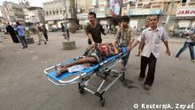 Jemen Luftangriff auf Hodeidah