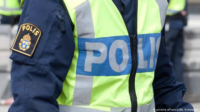 Schweden Polizei Symbolbild