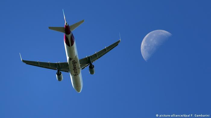 Eurowings flight
