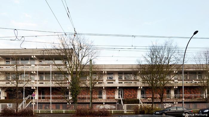 Berlin Pankow Kunstaktion Ex-Diplomatenviertel