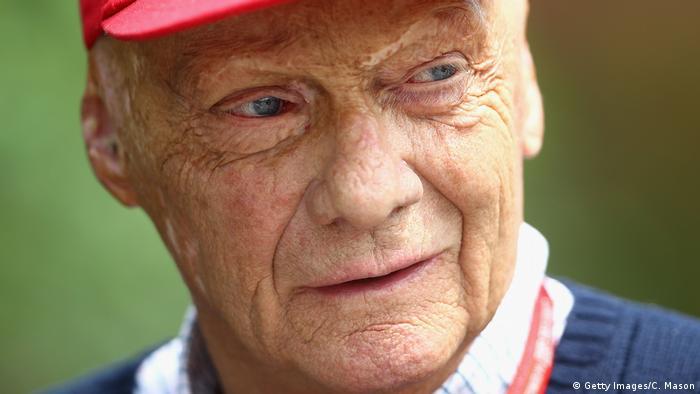 پس از حادثه مرگبار سانحه تصادف نوربورگرینگ لائودا همچنان از آسیبهای جسمی ناشی از آن رنج میبرد.