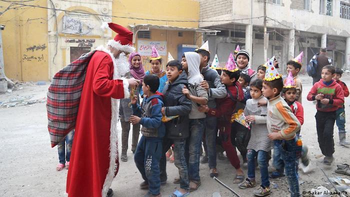Irak Waisenkinder in Mosul (Sakar Al-zakaria)